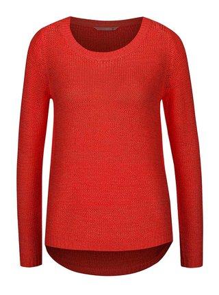 Červený svetr ONLY Geena