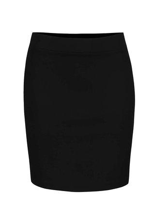 Čierna sukňa Selected Femme Kelly