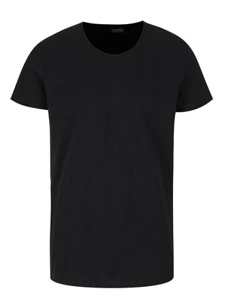 Tricou basic negru Jack & Jones Orbas