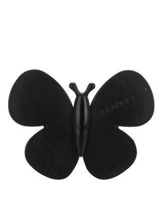 Čierna vôňa do auta Motýlek Marta Black Forest