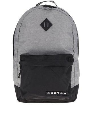 Šedo-černý batoh Burton Kettle 20 l