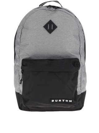 0a98cc8f5f1 Šedo-černý batoh Burton Kettle 20 l