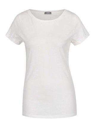 Krémové basic tričko ZOOT