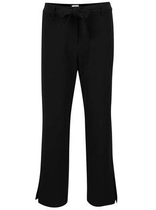 Čierne spoločenské nohavice Selected Femme Abela