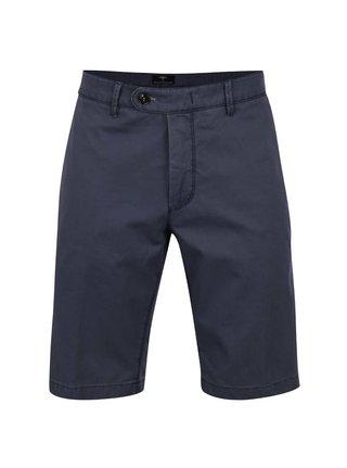 Sivo-modré chino šortky Fynch-Hatton
