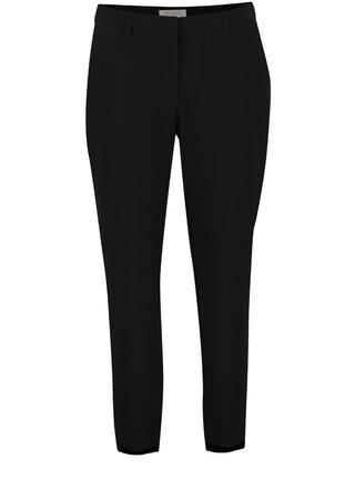 Čierne spoločenské nohavice Selected Femme Amilia