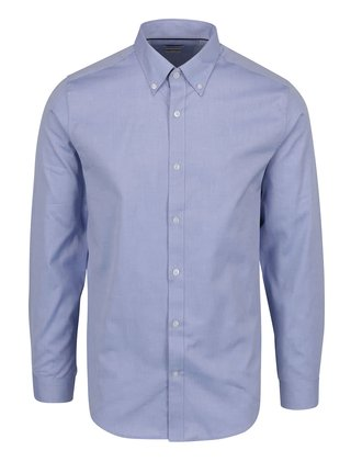 Světle modrá formální košile Selected Homme Done