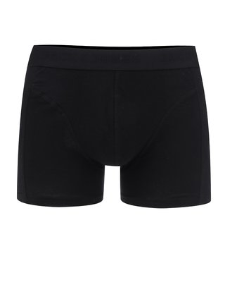 Čierne boxerky Jack & Jones Simple