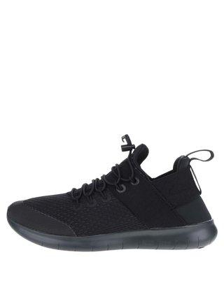 Čierne dámske tenisky Nike Free Commuter
