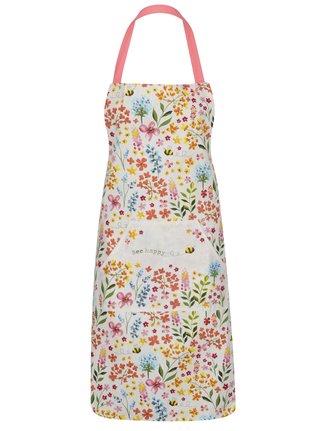 Sort crem cu model floral Cooksmart