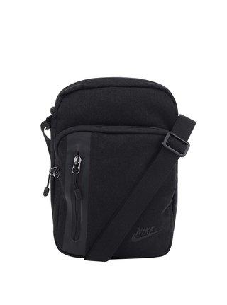 Čierna pánska crossbody taška Nike Core Small