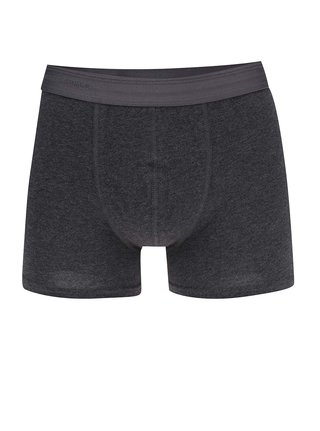 Sivé boxerky Selected Homme Kris