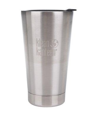 Cana termos argintie Klean Kanteen Insulated Tumbler 473 ml
