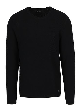Čierny sveter ONLY & SONS Dan