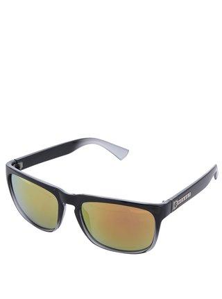 Ochelari de soare unisex gri&negru NUGGET Shell
