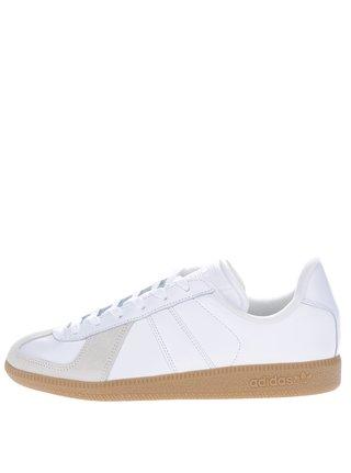 Pantofi sport barbatesti albi din piele adidas Originals BW Army