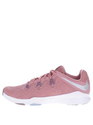 Starorůžové dámské tenisky Nike Air Zoom Condition