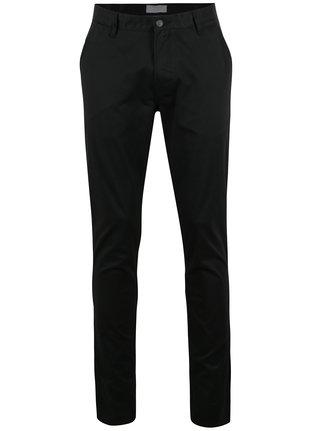 Černé chino kalhoty Lindbergh