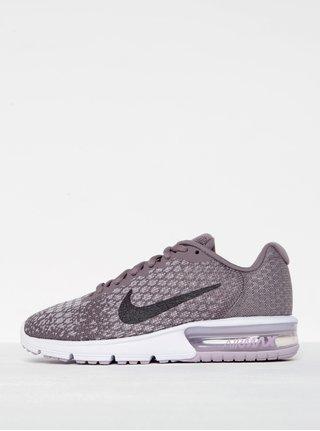 Světle fialové dámské tenisky Nike Air Max Sequent 2