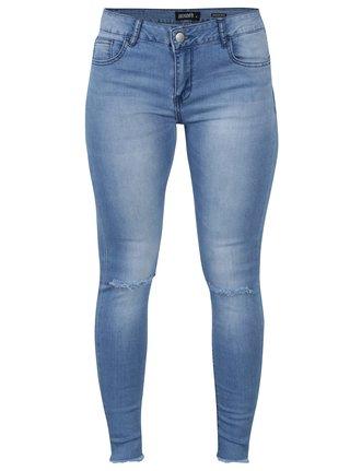 Modré zkrácené džíny Haily´s Ina