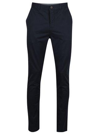 Pantaloni chino albastru inchis SUIT Frank