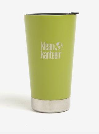 Zelený antikorový termohrnček Klean Kanteen Insulated Tumbler