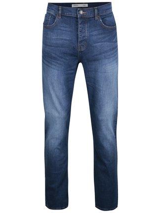 Blugi albastri drepti - Burton Menswear London