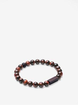 Bratara maro - BeWooden Tauris Bracelet