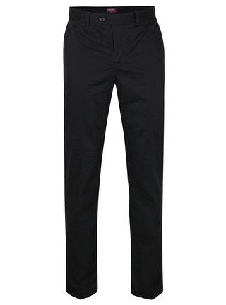 Černé chino kalhoty Merc