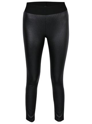 Leggings negri glossy - ONLY Simple