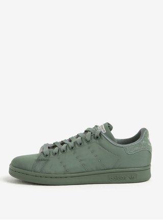Zelené dámske tenisky adidas Originals Stan Smith