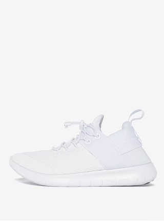 Biele dámske tenisky Nike Free Commuter