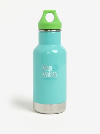Termos turcoaz - Klean Kanteen Kid Classic Insulated 355 ml