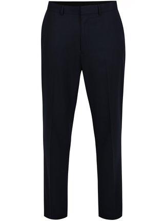 Pantaloni regular fit bleumarin  Burton Menswear London