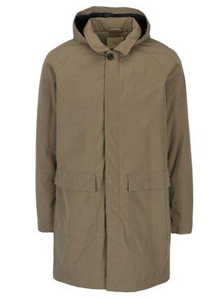 Světle hnědý kabát Selected Homme Victor