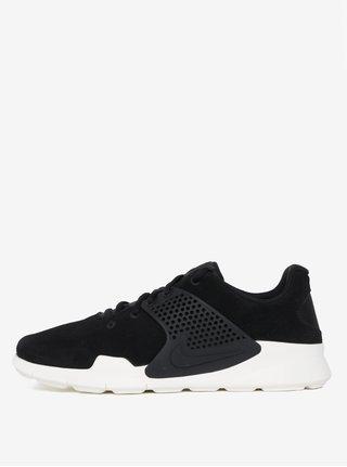 Pantofi sport negri din piele intoarsa - Nike Arrowz