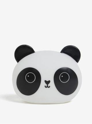 Lampa de veghe LED cu urs panda - Sass & Belle