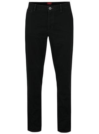 Tmavě modré pánské regular fit chino džíny s.Oliver