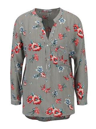 Bluza multicolora cu print - Haily's Florie