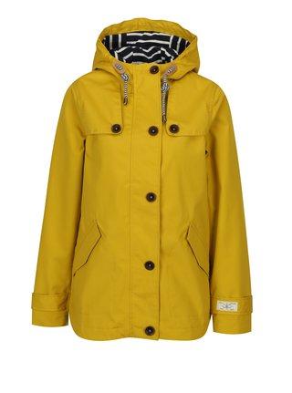 Jacheta galbena impermeabila pentru femei Tom Joule