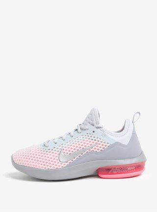 Ružovo-sivé dámske tenisky Nike Air Max Kantara Running 77c715b250d