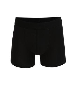 Černé boxerky Jack & Jones Pima