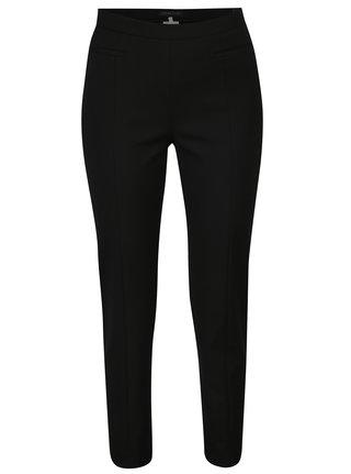 Čierne dámske nohavice s vreckami Pietro Filipi