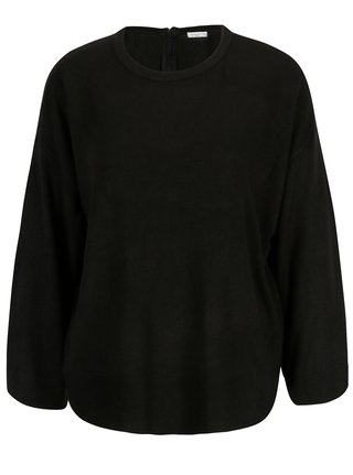 b8eaec802a5 Černý svetr s 3 4 rukávem Jacqueline de Yong Pace