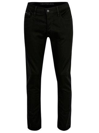 Černé pánské straight džíny Calvin Klein Jeans
