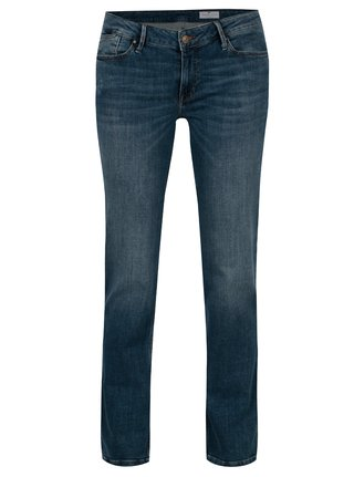 Modré dámske regular fit rifle Cross Jeans