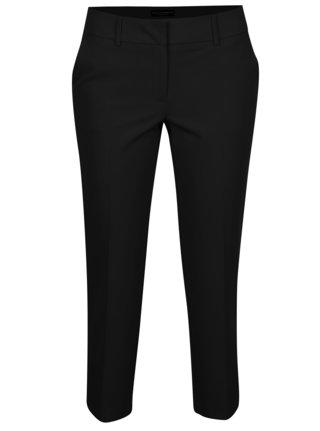 Pantaloni negri cu talie joasa si buzunare - Dorothy Perkins