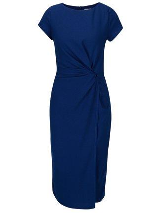 Rochie bodycon albastra cu nod decorativ - Dorothy Perkins