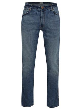 Blugi albastri regular fit pentru barbati - Wrangler Greensboro