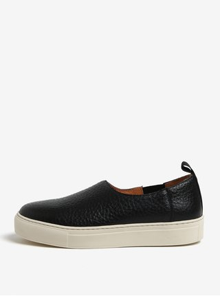 Pantofi loafer negri - Selected Femme Donna